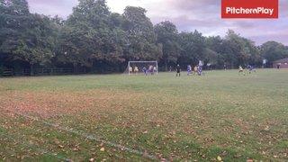 Burghfield FC v Woodley Utd Royals
