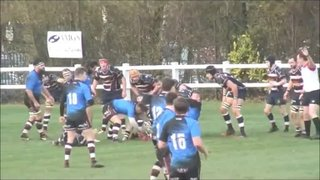 Cleve vs Old Patesians Highlights