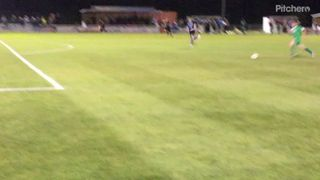 F A Cup replay v Sherwood Colliery