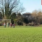 Ross Juniors v Caerleon JFC Girls