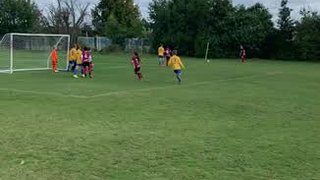 Winning goal from Jayden C
