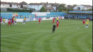Canvey Island goals Vs Leyton Orient F.C.