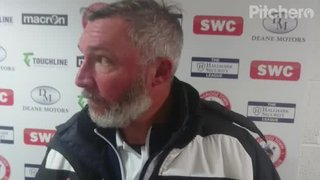 Longridge Town 1-2 AFC Darwen: The Manager's Thought