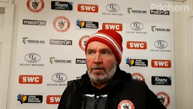 Longridge Town 4-2 Irlam: The Manager's Thoughts