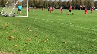 Charlie Georgiou Goal at Knebworth