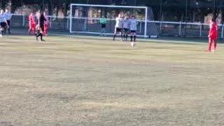 Chris Arthur Goal