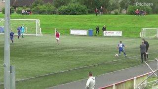 Ryan Stevenson Goal v Broxburn