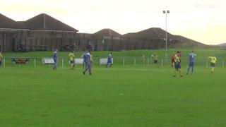 Stuart Hunter Scores Against Dundonald