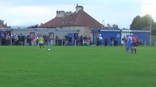 Fraser Keast Scores Against Dundonald