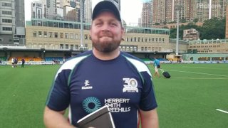 Head Coach, Brett Wilkinson on the loss to HKFC (7/Sep/2019)