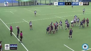 Prems 2019/20 | R1 vs HKFC | Sandy Bay tries