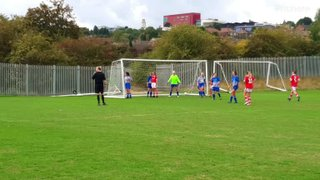 Ellie Brightmore Goal 9th Sept