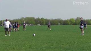 U16s vs Peterborough RFC