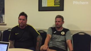 Pre-season Interview with Managers