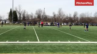2019Apr13 - Berlin Football Academy vs Byron Blast / GPS