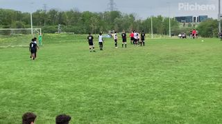 2019May25 - Bo Wyminga scores off a free kick (3-1)