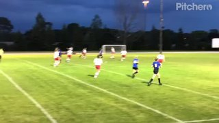 2019Jun18 - Sophia Coelho scores vs Huronia Saints (2-0)
