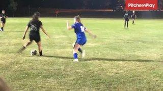 2019Aug02 - Eva D'Andrea scores her second goal vs Brams