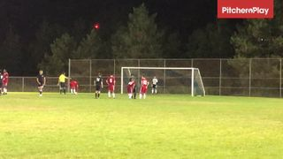 2019Aug15 - Marek Walczak saves a PK vs North Mississauga (1-5)