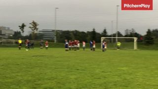 2019Sep16 - Rowen Fisler scores vs RED Academy U14/15 (2-0)