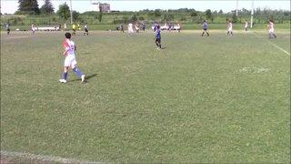 2019Jul20 - Andrew Ribeiro scores vs NK Croatia Hamilton (4-0)