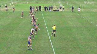 OE v Gosport and Fareham 1st Half