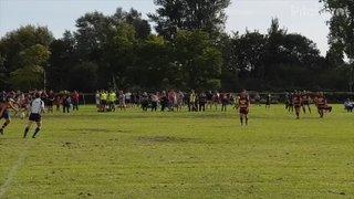 Eastleigh v Gosport and Fareham 2nd Half