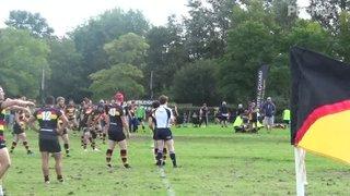 Eastleigh v Gosport and Fareham 1st Half