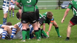 2nd XV vs Dungannon 3rd XV David Jackson Try