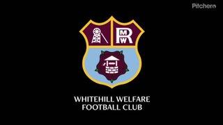 Whitehill Welfare 2-3 Vale of Leithen