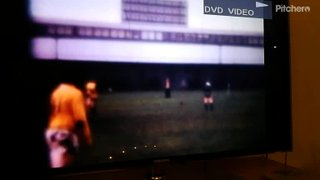 Cine film from 1974/75 probably a third team game