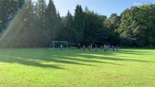 Jacks Goal - Penalty 06.10.2019 V Thatcham Town Harriers U11