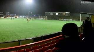 Goal number 3 v Merthyr 15/12/18