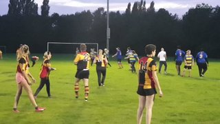 Ydrfc touch V's Old Coventrians