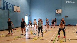Summer Fitness Training 1