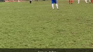 Jahn Penalty Save v Totternhoe