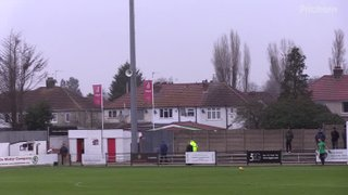 Harrow Borough 1 Swindon Supermarine 3