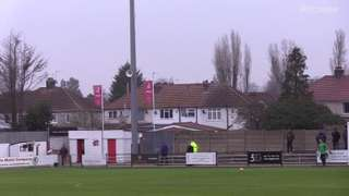 Harrow Borough 1 Swindon Supermarine 3