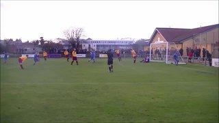 Musselburgh v Whitburn 2nd goal 6-1-18