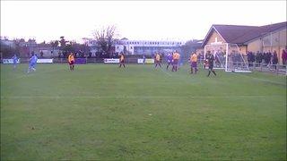 Musselburgh v Whitburn 6-1-18 3rd goal