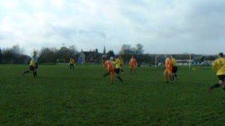 Vs East Calder United 21-01-12.