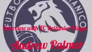 INTERVIEW: FC Británico Player Andrew Palmer