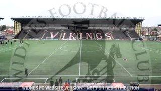 Widnes FC Vs Barnoldswick Town (11.03.17) NWCFL LCC QF