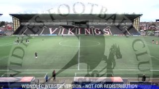 Widnes FC Vs Ashton Town (03.04.17)