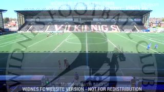 Widnes FC Vs St Helens Town (08.04.17)