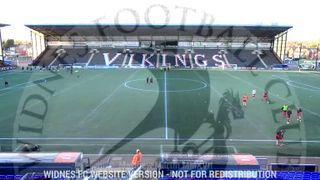 Widnes FC Vs Silsden FC (11.04.17)