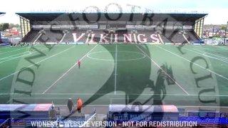 Widnes FC Vs Eccleshall FC (15.04.17)