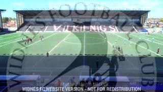 Widnes FC Vs Charnock Richard (22.04.17)