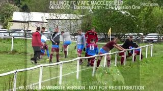 Billinge FC Vs AFC Macclesfield (06.05.17)