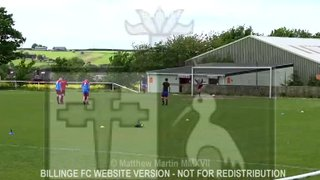Billinge FC Vs Mersey Valley (13.05.17)